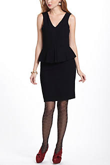 Eleanor Peplum Dress