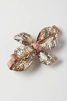 Foil Flower Clip