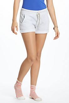 Terry Short Shorts