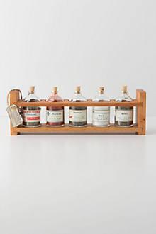 Apothecary Spice Rack