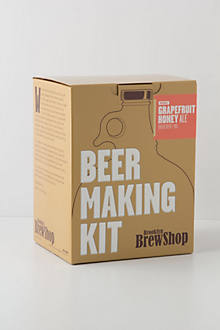 Brooklyn Brew Shop Grapefruit Honey Ale Home Brewing Kit