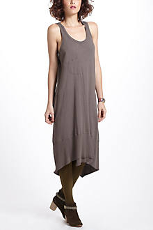 Arin High-Low Chemise