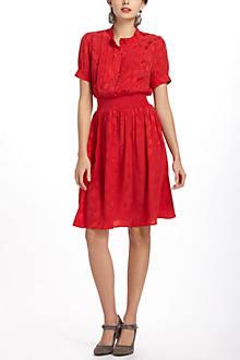 Crimson Social Dress