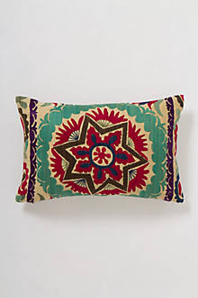 Embroidered Mizbah Pillow