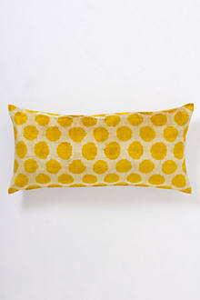 Velvet Zaadi-Dot Pillow