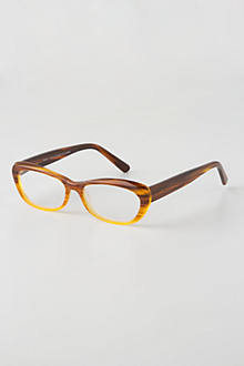 Subtle Stripe Reading Glasses