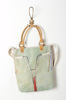 Wheeled Whimsy Tote