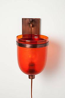 Bell Jar Sconce
