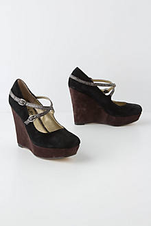Snake-Crossed Wedges