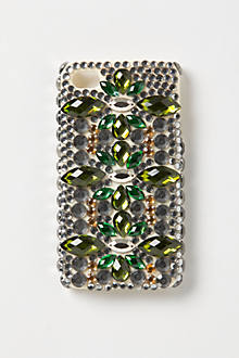 Vera Jeweled iPhone 4 & 4S Case