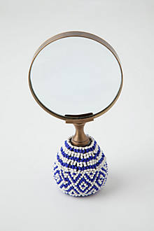 Beaded Congo Magnifying Glass