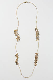 Leaf Flurry Necklace