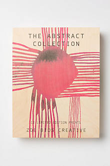 Zoe Bios Creative Print Set, Abstract Collection