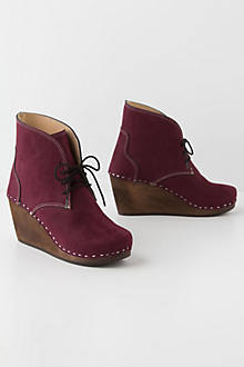 Medjool Laced Booties