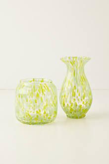 Lava-Drizzle Vase
