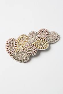 Paisley Crystal Pin