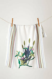 Bird Of Paradise Dishtowel