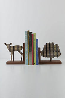 Forestry Bookends