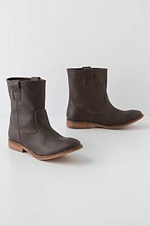 Morgana Suede Mid-Boots