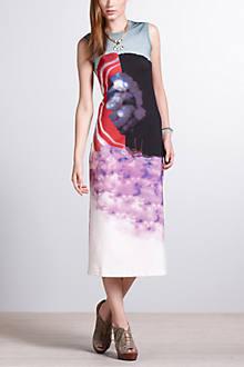 World Of Wonders Column Dress