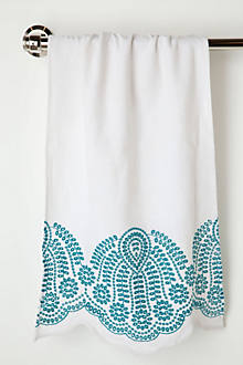 Half-Shell Hand Towel