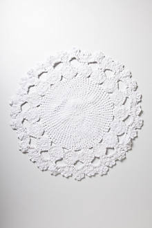 Crocheted Azimuth Bathmat