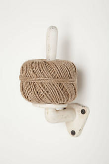 Handmade Jute Bundle Holder