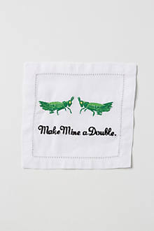 Hoppy Cocktails Napkin