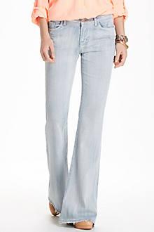 J Brand Babe Wide-Leg Jeans