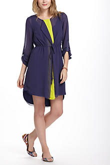 Contadora Column Shirtdress