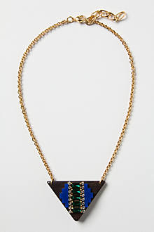 Noetic Midnight Necklace