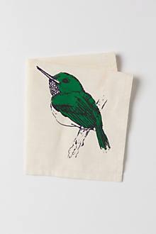 Havana Bird Napkin