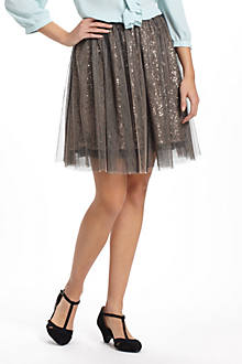 Sparked Tulle Party Skirt