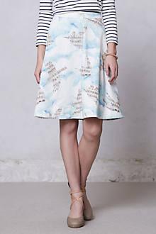 Songbird Circle Skirt