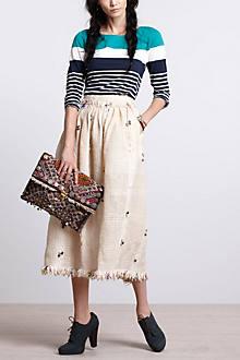 Hafa Midi Skirt