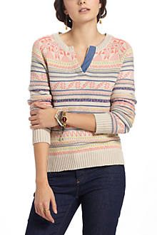 Coral Isle Pullover