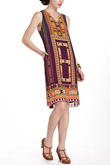 Farsi Embroidered Shift