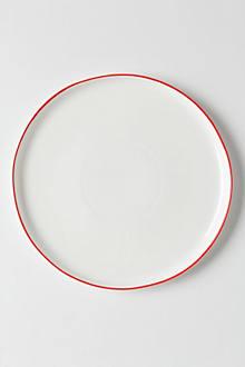 Vermelho Dinner Plate