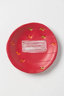 Tiled Myriad Canape Plate
