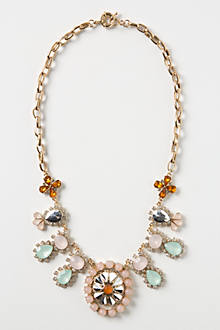Muted Petals Necklace