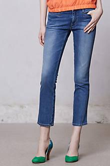 MiH Paris Crop Jeans