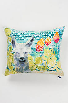 Botanical Musings Pillow
