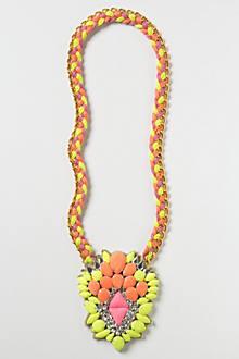 Zowie Acorn Necklace