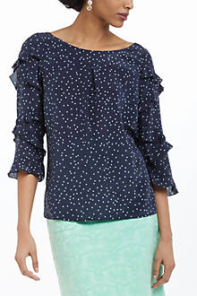 Speckle Sky Blouse