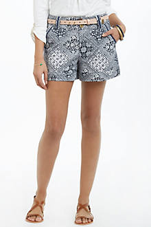 Tiled Mosaic Shorts