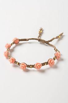 Floribunda Braided Bracelet