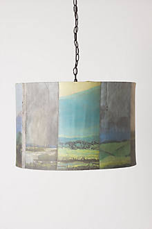 Landscape Slivers Pendant Lamp