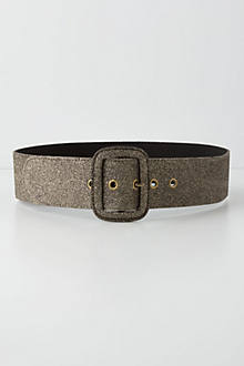 Glittery Pavement Belt