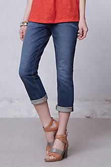 Pilcro Stet Slim Crops Jeans