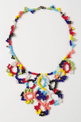 Looped Spectrum Necklace